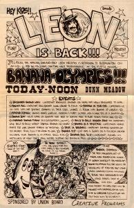 Leon Varjian poster