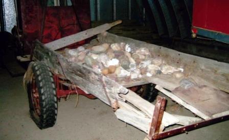 Hilegard-truck bed