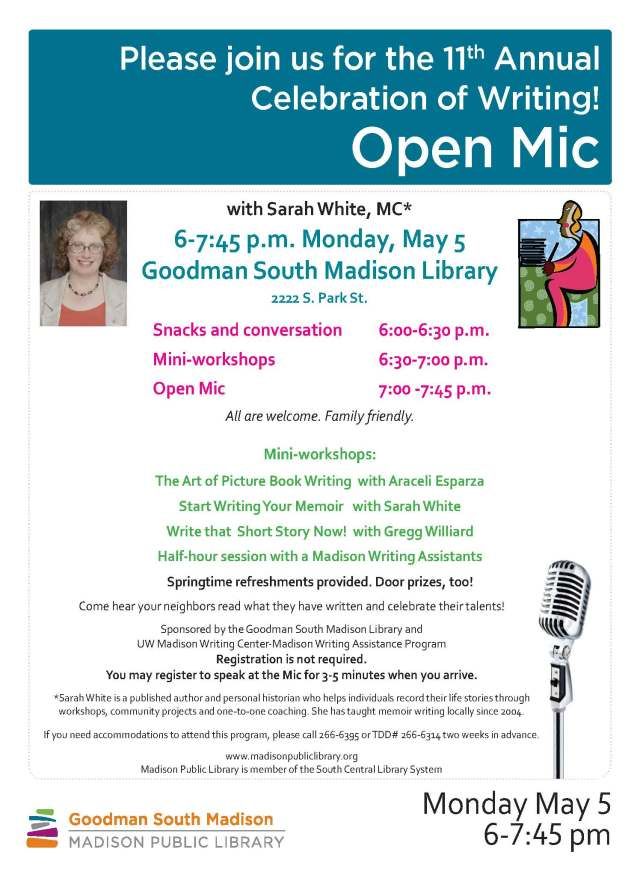 SMB Open mic