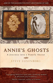 annies ghost cover