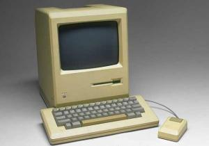 Apple Macintosh computer circa 1984