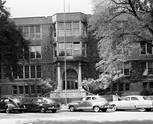 Central High 1951, slightly before my time there