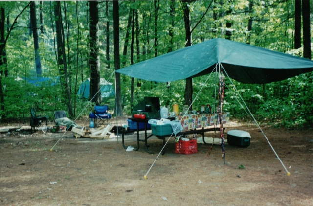 Firefly Lake, Wisconsin, May 2000