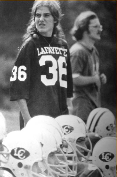 Leslie managing 1972
