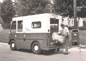 1963 Studebaker mail truck, usps.com