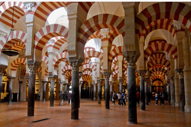 Mosque, Cathedral of Cordoba, Spain